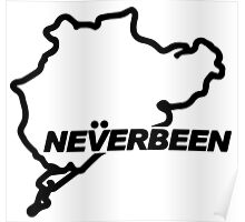 Never Been Poster