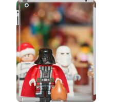 Santa Darth Vader iPad Case/Skin