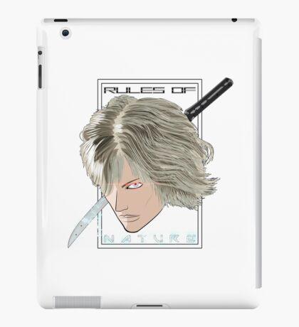 Rules of Nature iPad Case/Skin