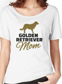 Golden Retriever Mom Women's Relaxed Fit T-Shirt