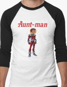 Aunt-Man Men's Baseball ¾ T-Shirt