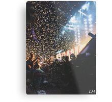 Paramore Concert Metal Print