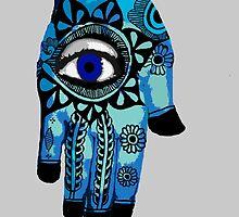 Hand 2 by Beth Achenbach