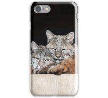 Snuggling iPhone Case/Skin