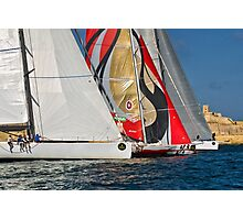 Middle Sea Race Photographic Print
