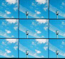 Sky and Lamp by Dan Hartnett