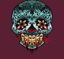 Vampire Sugar Skull Unisex T-Shirt