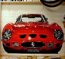 Ferrari 250 GTO by JohnnyBoy333