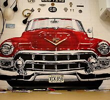 '53 Cadillac Eldorado by JohnnyBoy333
