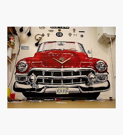 '53 Cadillac Eldorado Photographic Print