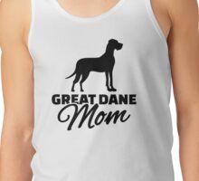 Great Dane Mom Tank Top