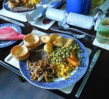 Boxing Day Dinner by SunriseRose