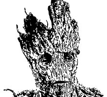I. Am. Groot. by sitonyourface