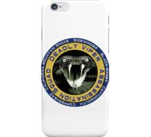 Deadly Viper Assassination Squad iPhone Case/Skin