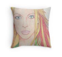 Xtina Throw Pillow