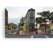 Congress Square Canvas Print