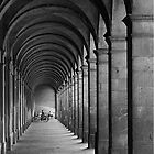 Tuscany Arches by Jason Kumar