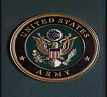 Army Dedication by Catherine Melvin