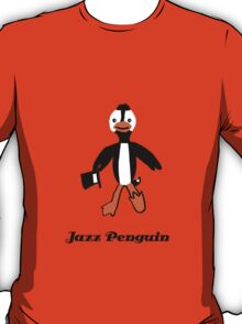 Jazz Penguin T-Shirt