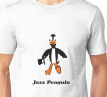 Jazz Penguin Unisex T-Shirt