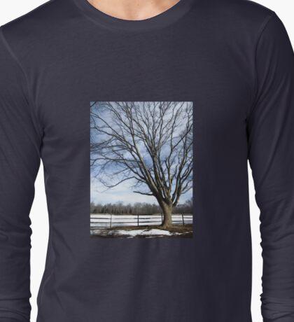Naked Beauty Long Sleeve T-Shirt