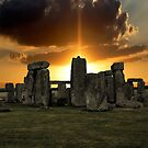 Stonehenge Wiltshire UK  by liberthine01