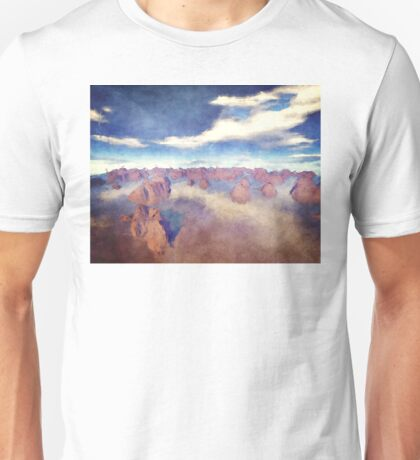 Islands of The Earth Unisex T-Shirt