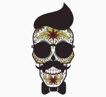 Calavera Skull V by iRoNDesign