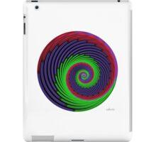 sdd Circle Fractal Mandala 4C iPad Case/Skin