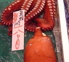 Octopus head by satsumagirl