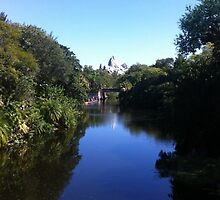 Expedition Everest at Animal Kingdom by JakeyJurin