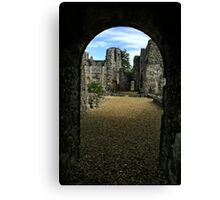 Winchester Palace Canvas Print