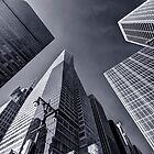 Manhattan scrapers   by Rob Hawkins