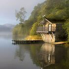 Ullswater Boathouse by Jonnyfez