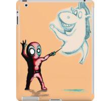 Deadspecto Pooltronum! iPad Case/Skin