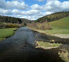Tweed View at Manor Brig by photobymdavey