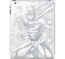 Batman Dark Knight Lightning Design iPad Case/Skin