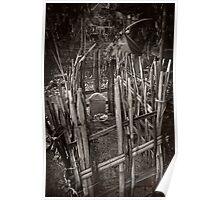 Graveyard Adornment #31 ... Bali Poster