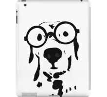 Snip the Dalmation iPad Case/Skin