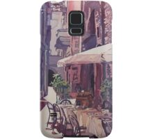 Lucca Cafe Samsung Galaxy Case/Skin