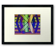 Knee Deep Framed Print
