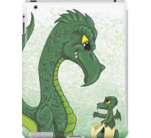 Momma and Baby iPad Case/Skin