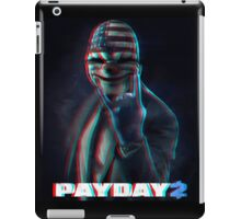 PayDay Dallas iPad Case/Skin