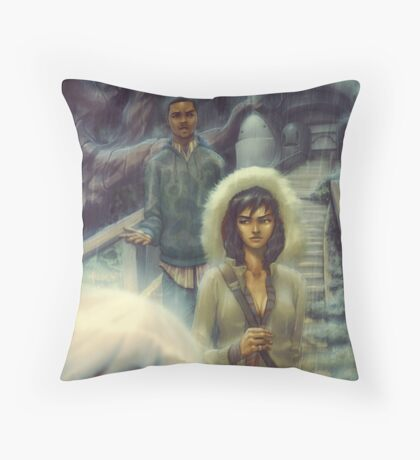 Gimme Yours Throw Pillow