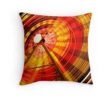 At The Fair II Throw Pillow