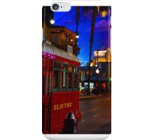 Red Car Trolley iPhone Case/Skin