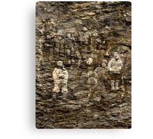 Children Of The Rocks. Canvas Print