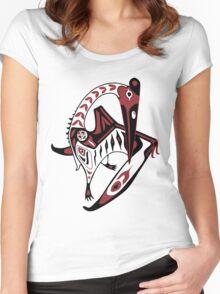 Haida Azhdarchid Women's Fitted Scoop T-Shirt