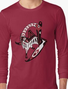 Haida Azhdarchid Long Sleeve T-Shirt