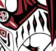 Haida Azhdarchid Sticker